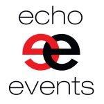 Echo Events Logo Design