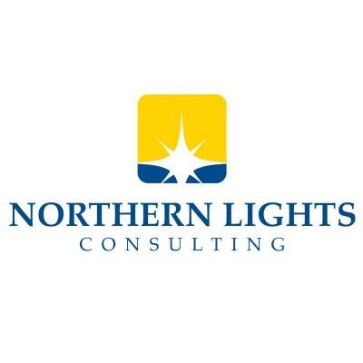 Northern Lights Logo Design