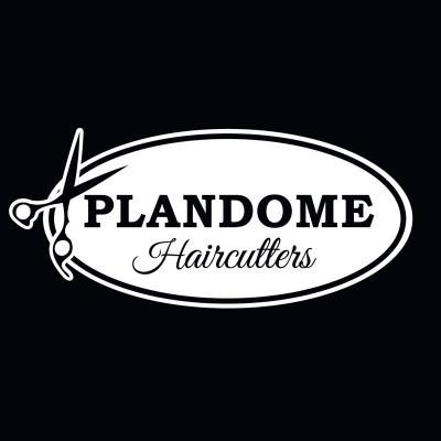 Plandome Haircutters Logo Design