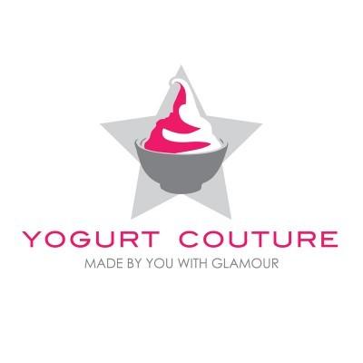 Yogurt Couture Logo Design