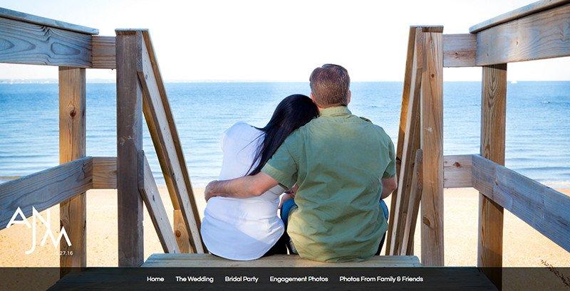 Engagement Web Design