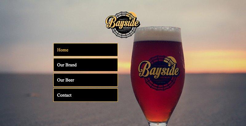 Beer Web Design