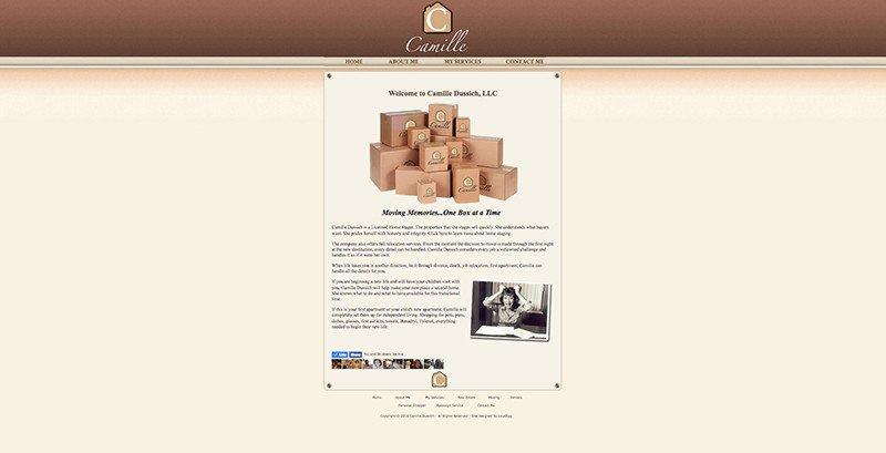 Moving Web Design