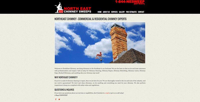 Chimney Web Design
