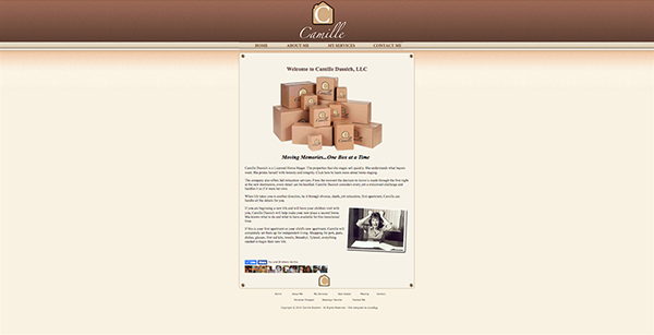Moving Web Design