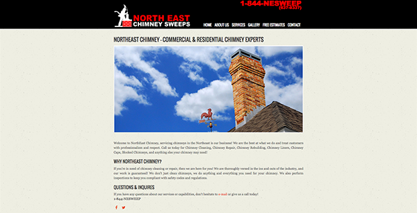 Chimney Web Design