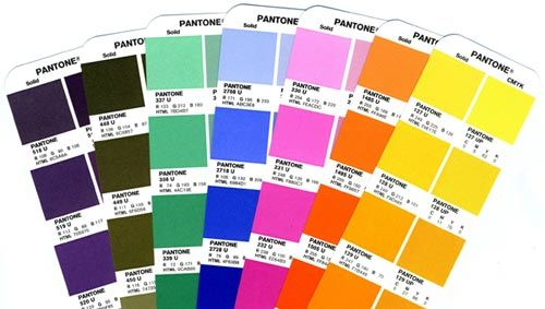 pantone cmyk colors