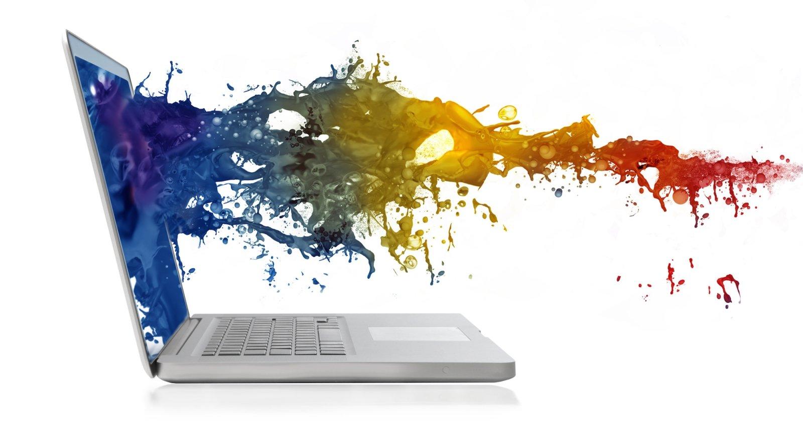 Laptop Colors