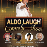 Comedy Club Invite Design