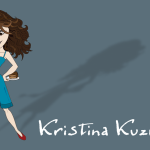 Kristina Kuzmic Business Card Design