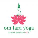 Om Tara Yoga Logo