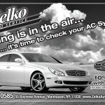 Zelko Auto Ad Design