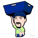 Beerman Cartoon Character