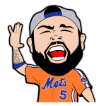 Brew Mets Cartoon Character