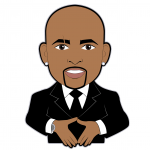 Daymond John Shark Tank Cartoon
