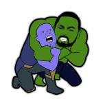 Hulk Andrew Cartoon Characters