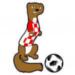 Croatian Kuna Cartoon