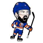Nick Leddy Islanders Cartoon