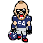 Mark Herzlich Giants Cartoon