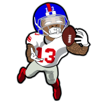 OBJ Giants Cartoon