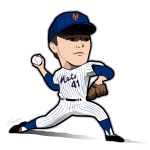 Tom Seaver Cartoon