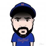 Wes Vega Cartoon Character