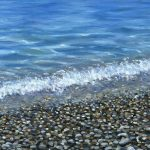 Rocky Beach Painting