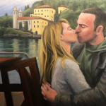 Ryan Ruocco Oil Painting