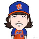 Adam Myers Cartoon Character