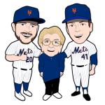Bre's Grandma Cartoon Characters