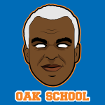 Charles Oakley Cartoon