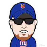 Joey Cook Cartoon Character