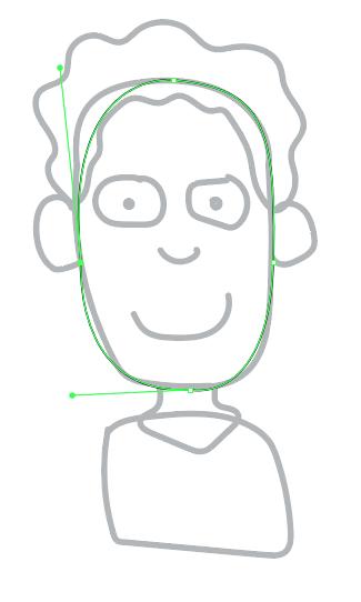 Pen Tool Head