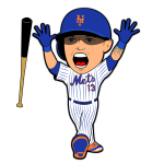 Asdrubal Cabrera Mets Cartoon