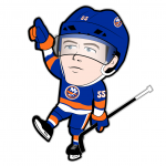 Johnny Boychuk Islanders Cartoon