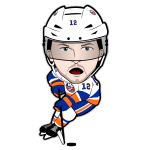Josh Bailey Islanders Cartoon