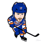 Matt Martin Islanders Cartoon