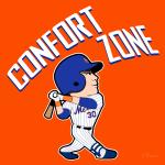 Michael Conforto Mets Cartoon